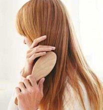 Аромарасчёсиваніе волосся