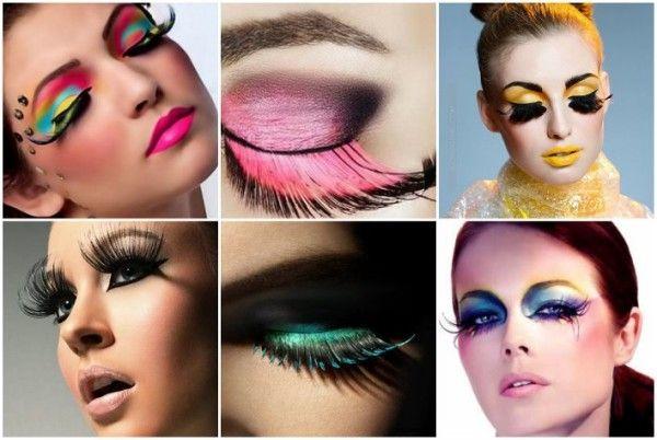 Beauty-тренди по темі «красиві вії» (44 фото)