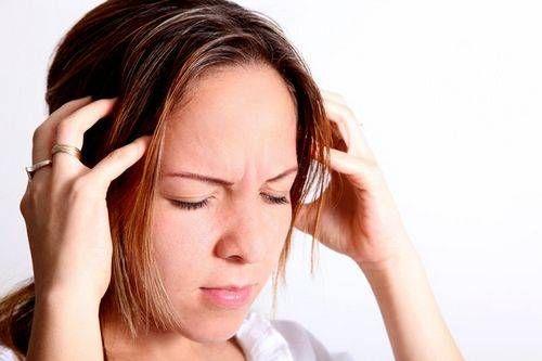 Хвороби шкіри голови