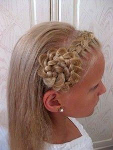 Дитячі зачіски 2014