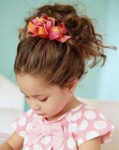 Дитячі зачіски. Якими вони бувають