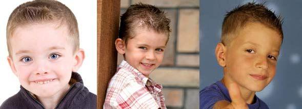 дитячі стрижки та зачіски для хлопчиків