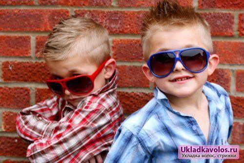 Дитячі стрижки: вибираємо для малюків