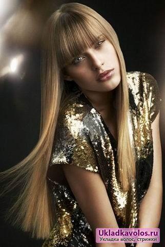 Довге волосся 2011