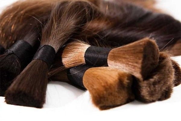 Штучні волосся - китайська підробка або модний тренд