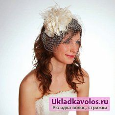 Ексклюзивні весільні аксесуари для розпущених волосся