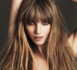 Як зробити ефект вигорілого волосся?