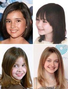 зачіски і стрижки для дівчаток