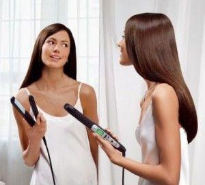 Який праску-випрямляч для волосся краще?