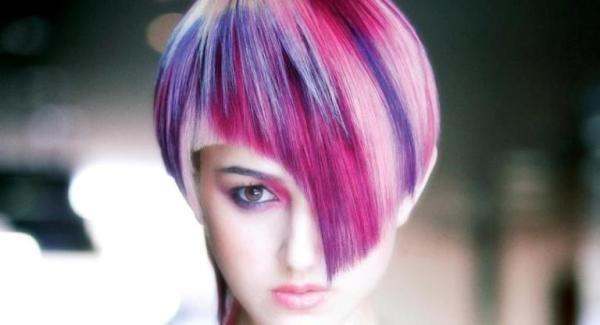 Зачіска для короткого волосся (51 фото) - складна і цікава наука