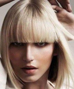 Красиві стрижки для волосся середньої довжини 2017 року