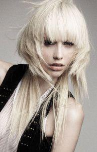 нестандартні стрижки на довге волосся