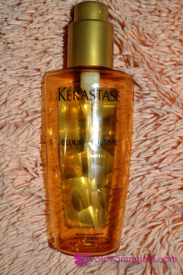 Масло для волосся kerastase elixir ultime versatile beautifying oil