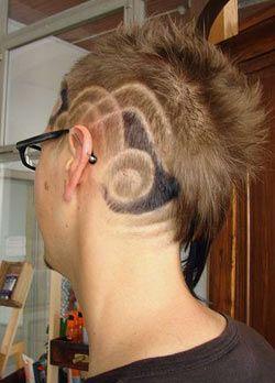 модні чоловічі зачіски 2012