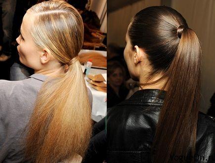 модні зачіски 2011 2012