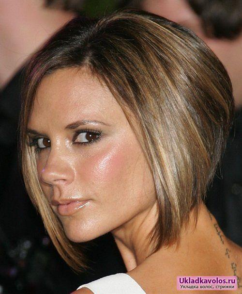 Модні стрижки довге волосся 2011