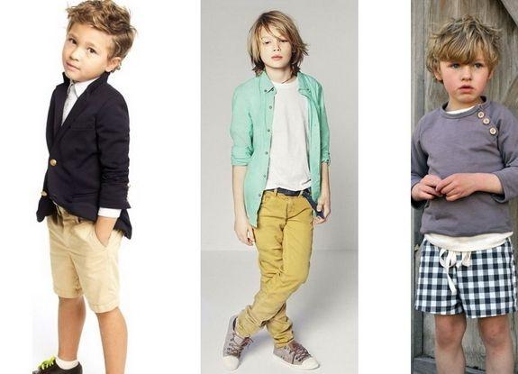 Модні стрижки для мальчіков37