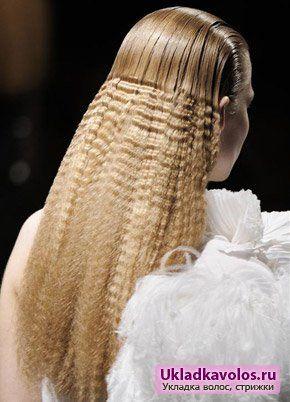 Стрижки з довгим волоссям