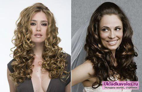 Модні укладання для волосся 2011