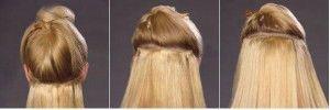 Накладні пасма волосся