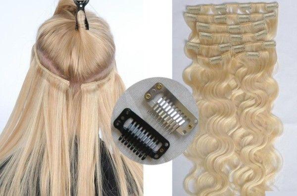 Накладне волосся: всі секрети перетворення в довговолосу красуню