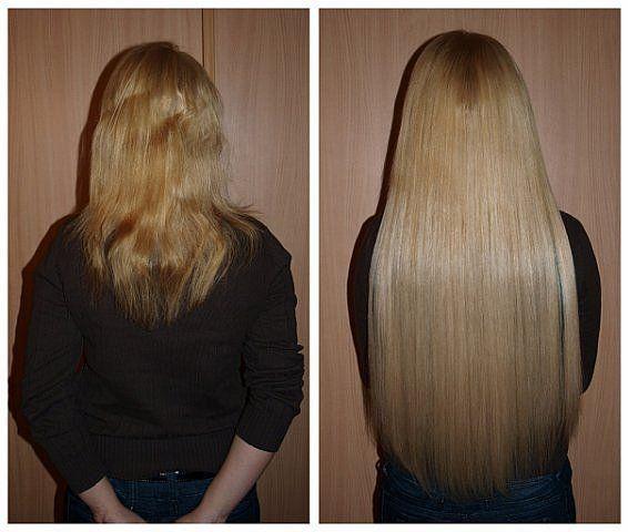 Нарощені волосся: плюси і мінуси