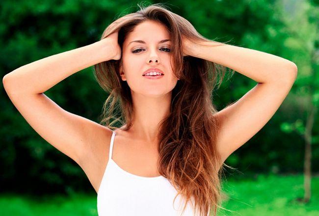 Фарбування волосся в техніці шатушь - фото і особливості