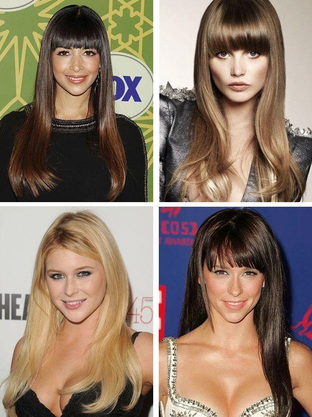 класні стрижки на довге волосся
