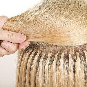 Технологія капсульного нарощування волосся