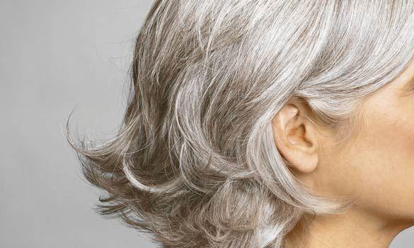Посивіння волосся: профілактика і боротьба
