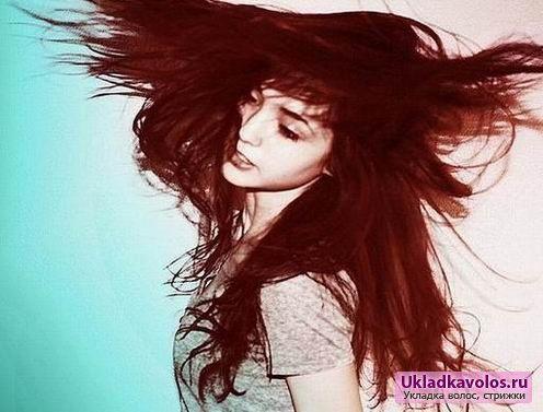пошкоджені волосся