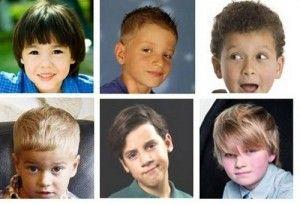 Зачіски для хлопчиків
