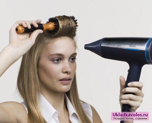 Зачіски для тонких середніх волосся
