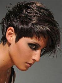 зачіски зима 2012