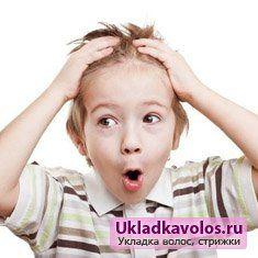Проблеми з дитячими волоссям