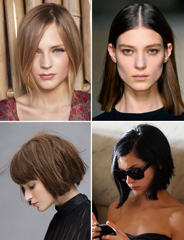 стильні стрижки для тонкого волосся