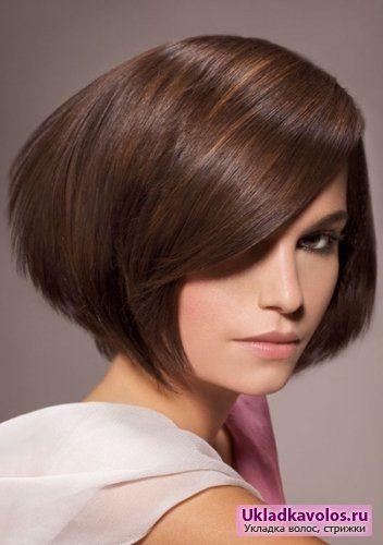 Стрижки на коротке волосся 2012