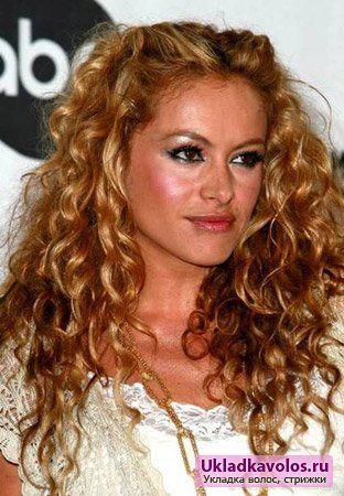Стрижки знаменитостей на довге волосся