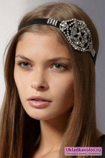 Укладання волосся на Новий Росія Рік 2014 кращі варіанти