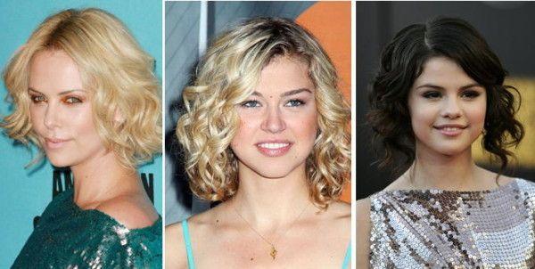 Хвилі на середні волосся (42 фото) - від ретро до хуліганського модерну