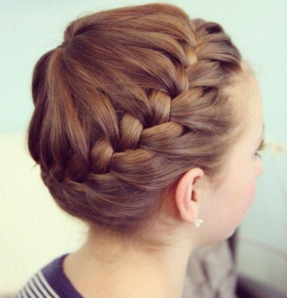 Заплетеніє волосся (41 фото): кращі ідеї і докладний опис
