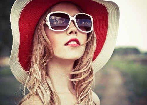 Захист волосся від сонця