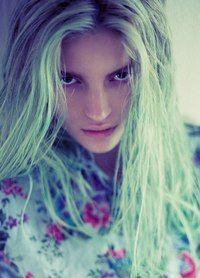 Зелені волосся